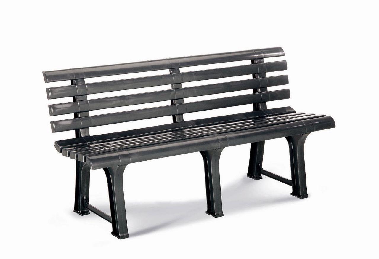 gartenbank 145 cm 4 farben wei braun gr n anthrazit wetterfest bf br ssel kaufen bei eh m bel. Black Bedroom Furniture Sets. Home Design Ideas