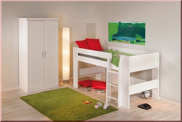 Etagenbett Regal : Manis h regal zum einbauen für halbhochbett etagenbett und