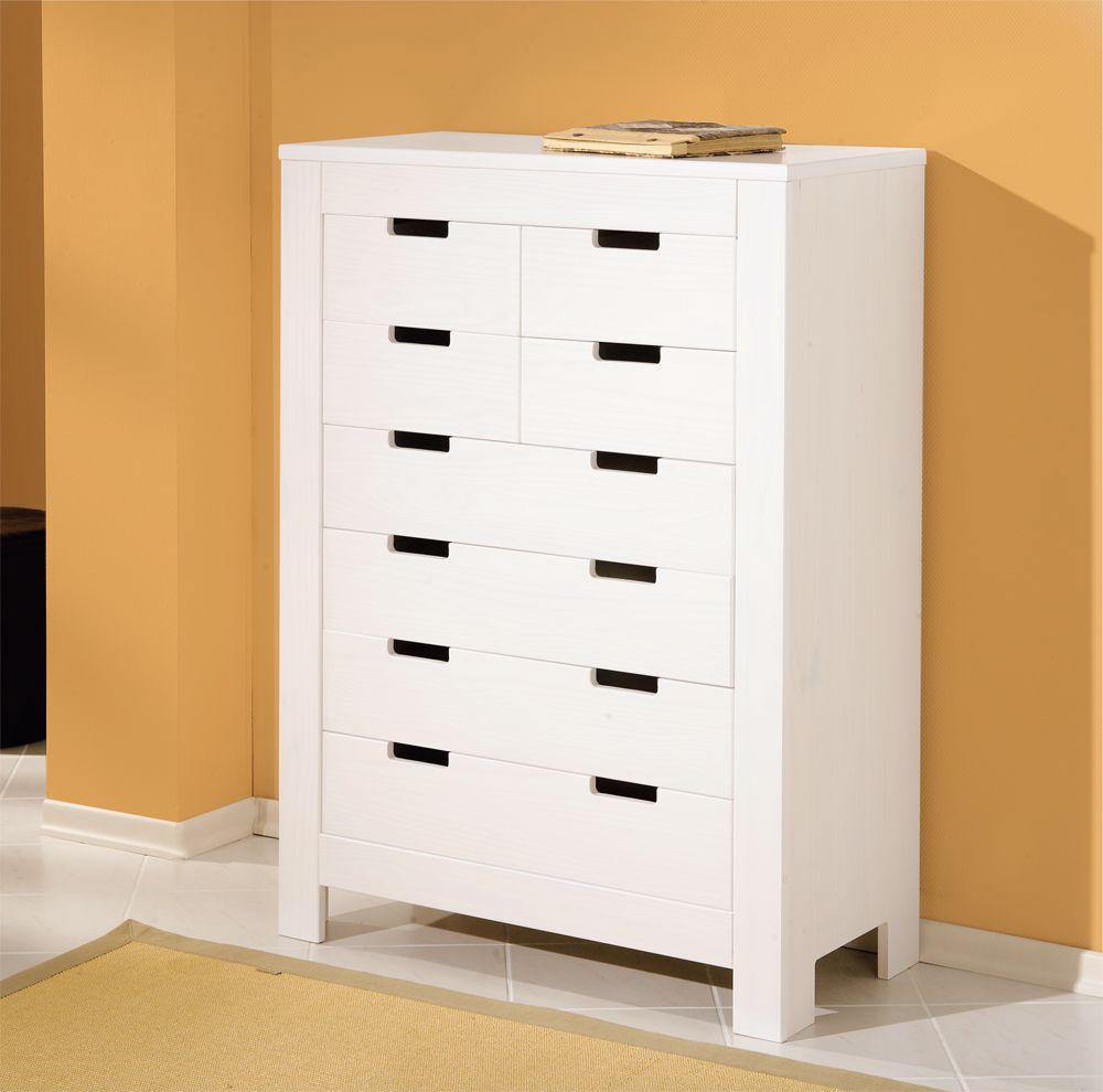 highboard kommode landhausstil 8 schubladen massivholz. Black Bedroom Furniture Sets. Home Design Ideas