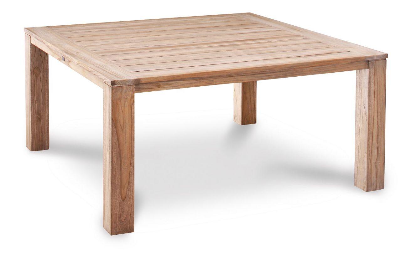 Holztisch Dining Tisch 5 Grossen Gartentisch Quadratisch Recheckig