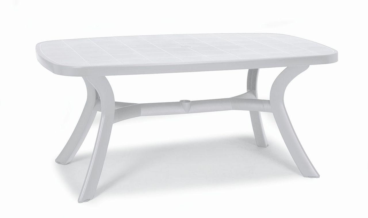 Gartentisch Xl Tisch Oval 192 X 105 Cm 6 Farben 4 Bein Boulevard