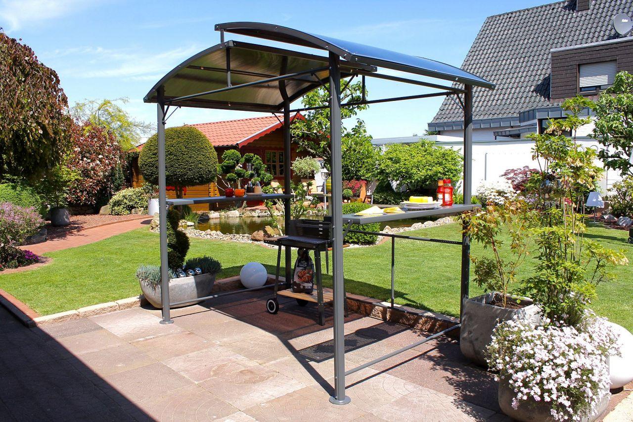 Outdoorküche Möbel Günstig : Grillpavillon pavillon sommerküche outdoor küche lc bbq kaufen bei