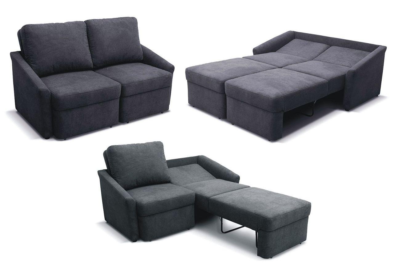 Relaxsofa Sofa Inkl Bettfunktion Schlafsofa Federkern Boxspringsofa