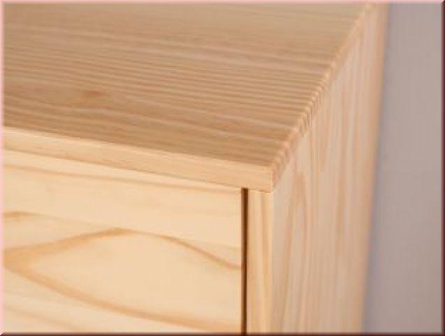 kommode kiefer massivholz natur lackiert 3 schubladen l nixon n kaufen bei eh m bel. Black Bedroom Furniture Sets. Home Design Ideas