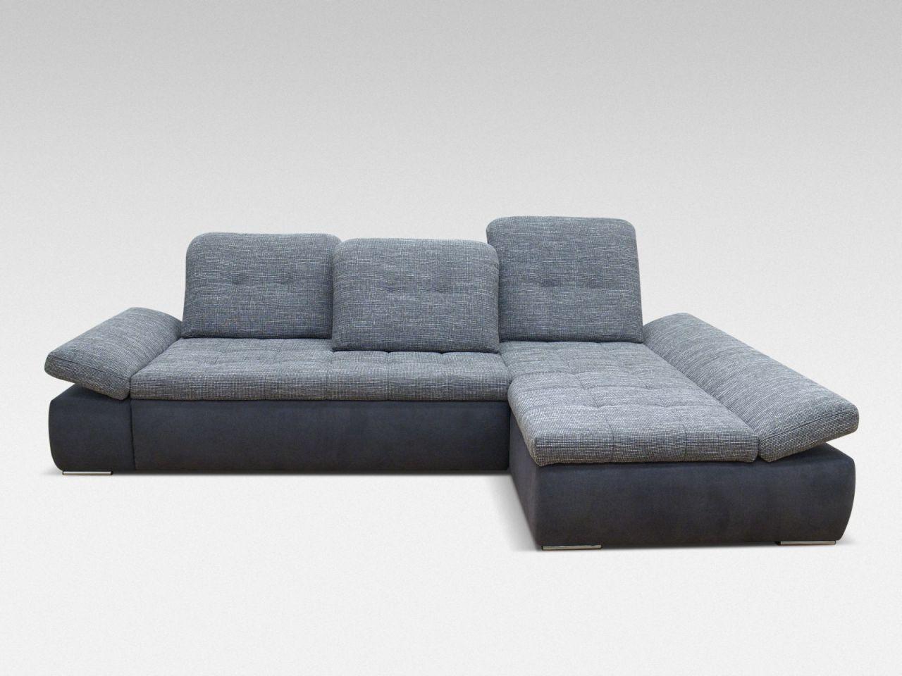 ecksofa armlehnen r cken bett funktionen sitztiefenverstellung polstergarnitur 3 farben do. Black Bedroom Furniture Sets. Home Design Ideas