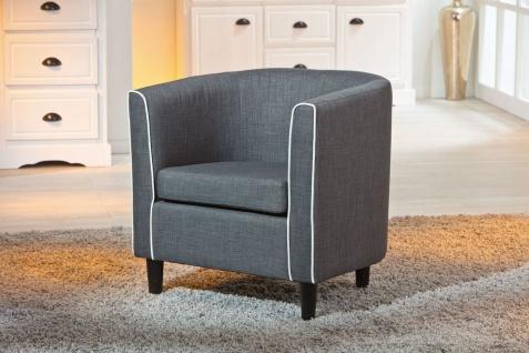lounge sessel grau g nstig online kaufen bei yatego. Black Bedroom Furniture Sets. Home Design Ideas