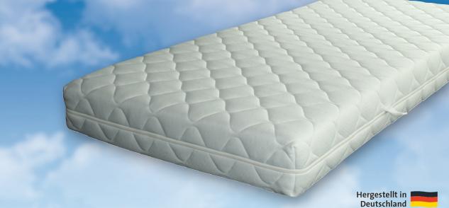 7-Zonen Luxus Kaltschaum-Matratze Allergiker Matratze 8 Größen waschbar anti-allergen G-Montana - Vorschau 3