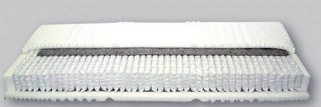 7-Zonen-Taschenfederkern-Matratze waschbar 8 Größen Allergikermatratze G-Miami
