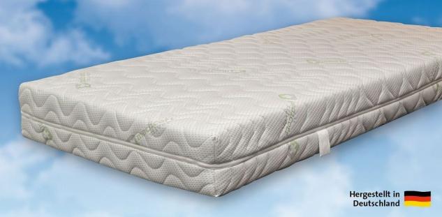 7-Zonen-Taschenfederkern-Matratze waschbar 8 Größen Allergikermatratze G-Harmonie - Vorschau 2