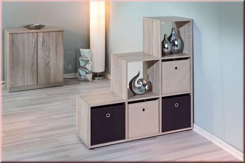Aufbewahrungsbox Faltbox Faltkiste 10 Farben 32 x 32 x 32 cm L-Wicky - Vorschau 4