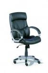 Schreibtischstuhl Bürostuhl schwarz höhenverstellbar Wippfunktion L-Berti