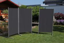 Sichtschutz 3-tlg. 5 Farben LC-Walls