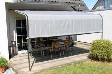 Terrassenüberdachung 3 x 4 m LC-Profi