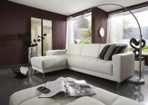Ecksofa Sofa Recamiere 2 Farben Couchgarnitur L-Form DO-Abriola-1