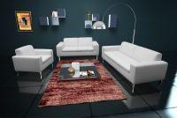 3-tlg. Couchgarnitur 2-Sitzer 3-Sitzer Sofa Sessel Polstergarnitur 4 Farben 2 Stoffe DO-Salandra - Vorschau 5
