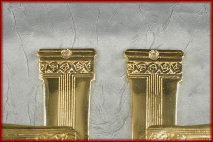 Luxus Kaminbesteck Jugendstil - Vorschau 2