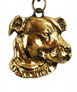 American Pit Bull Terrier Schlüsselanhänger