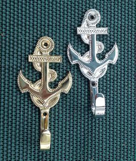 Maritimer Anker Haken Wandhaken