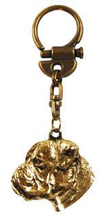 Boxer / Bulldogge Schlüsselanhänger Anhänger - Vorschau 2