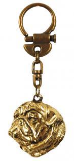 Mops Schlüsselanhänger - Vorschau 2