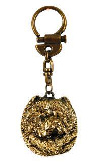 Chow Chow Schlüsselanhänger Anhänger - Vorschau 2