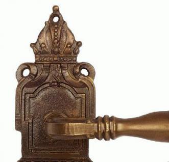 antik Stil TÜRBESCHLÄGE Bronze - Vorschau 2