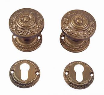 antik Stil Haustür Drehknauf Knauf PZ Bronze