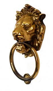 Löwe Löwenkopf Türklopfer - Vorschau 2