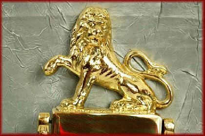 Löwe Türklopfer Haustür - Vorschau 2
