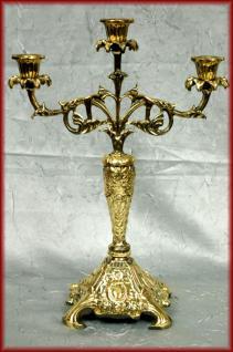 Barock Kerzenleuchter Kerzenständer Gründerzeit