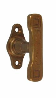 Antiker Stil Fenstergriff Fensterknebel Fensterolive Messing Bronze