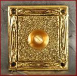 Klingel Art Deco Klingeltaster Klingelplatte