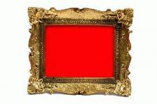 Barock Jugendstil Bilderrahmen Rahmen