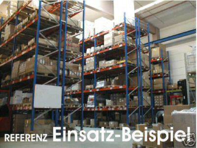 Zusatzbalkenpaar Weitspannregal L1425mm/1400 kg TK - Vorschau 2