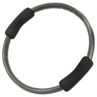 MAXXIVA Pilatesring Ø 37 cm Yoga Fitnessring mit Doppelgriff Gymnastik-Ring