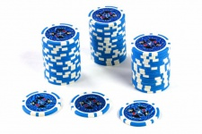 50 Poker-Chips Wert 50 Laserchip 12g Metallkern Poker-Laser- CHIP für Pokerkoffer