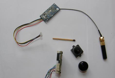 Full HD Mini-WLAN Kamera Nadelör 1080p! - Vorschau 2