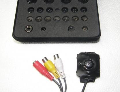 AHD Sony Knopfkamera 1200 Linien, 1080p - Vorschau 3