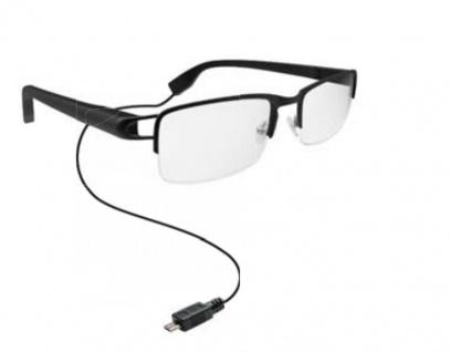 USB Brillenkamera FHD 1080p 25 fps Set
