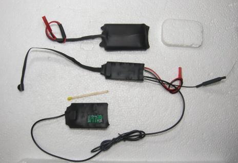P2P FHD WLAN MiniKamera, Radarsensor