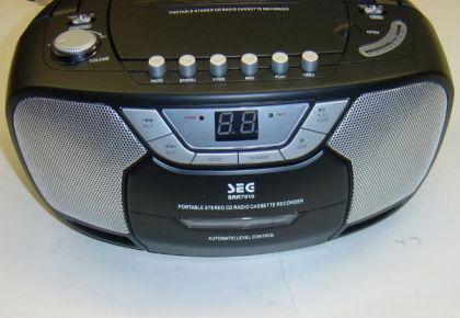 Getarnte HD IP-Kamera 1080p:CD-Player! - Vorschau