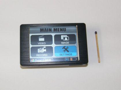 Sony HD 1080p Knopfkamera & Minirekorder - Vorschau 2