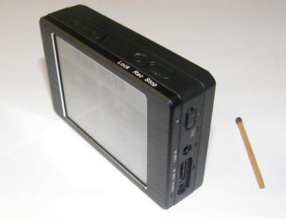 Sony HD 1080p Knopfkamera & Minirekorder - Vorschau 4