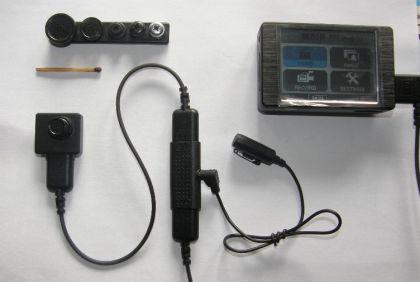 Sony HD 1080p Knopfkamera & Minirekorder