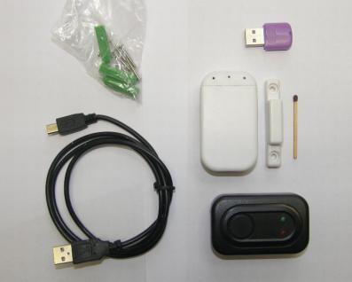 GSM-Alarmmelder und Videorekorder! - Vorschau 2