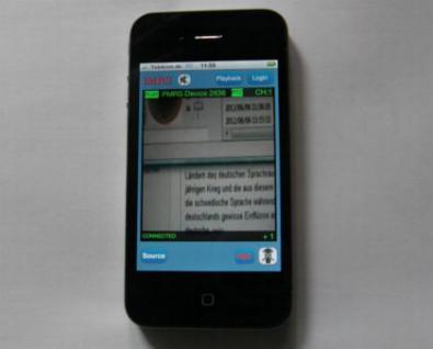 4G LTE GPS VideoAudio-Modul bodyworn! - Vorschau 4