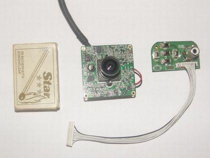 SDI Sony Platinenkamera 1080p 1400 Linien! - Vorschau 1