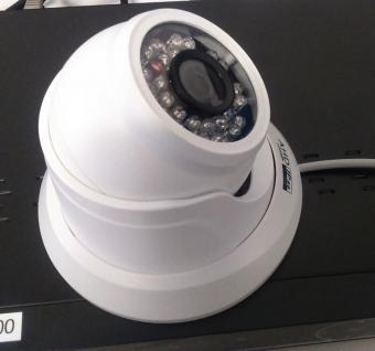 AHD IR Kuppelkamera 1080p - Vorschau 2