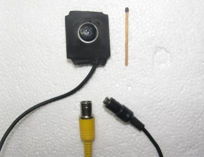 AHD Sony Knopfkamera 1200 Linien, 1080p - Vorschau 1