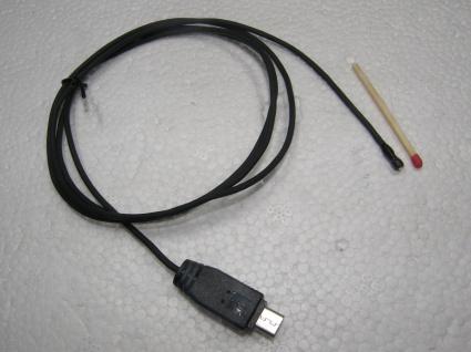 WLAN Rekorder Minikamera HD720p - Vorschau 2